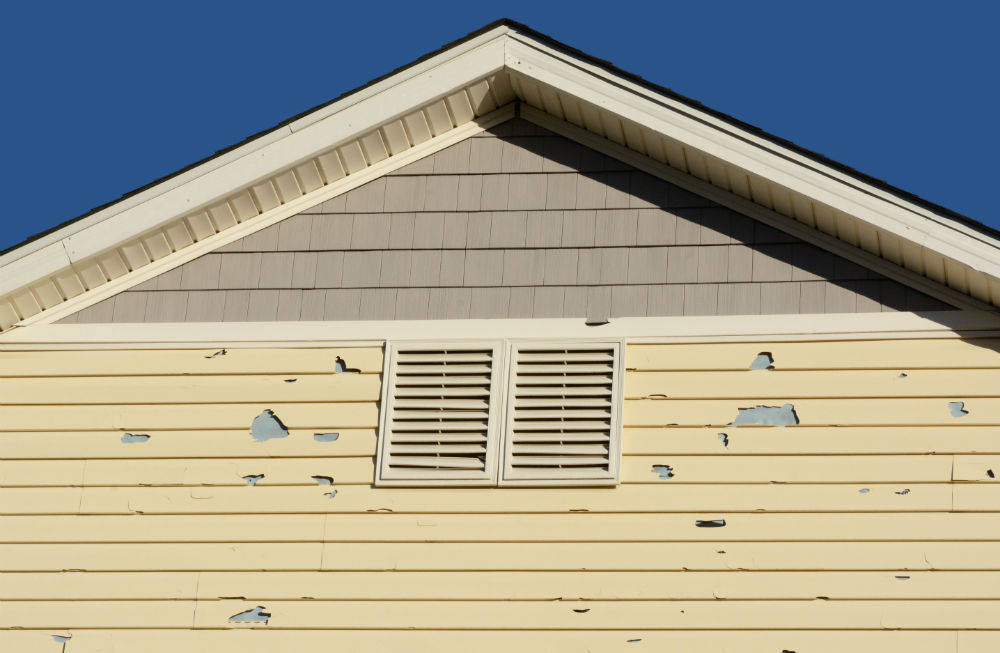 Storm Damage Carroll's Exterior Service
