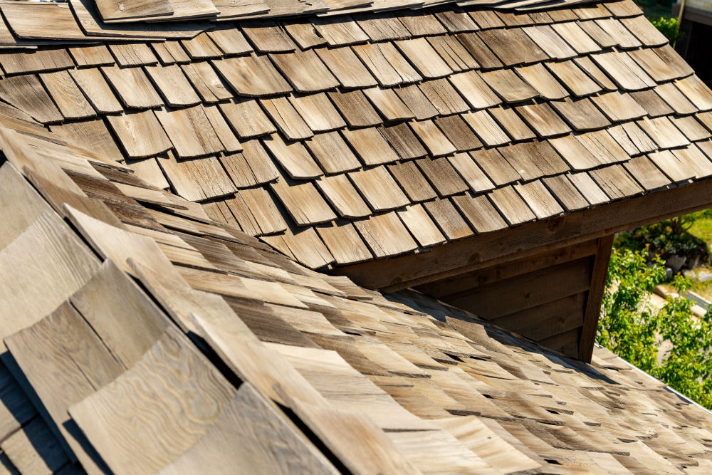 cedar shingle roof service - carrolls exterior roofing service