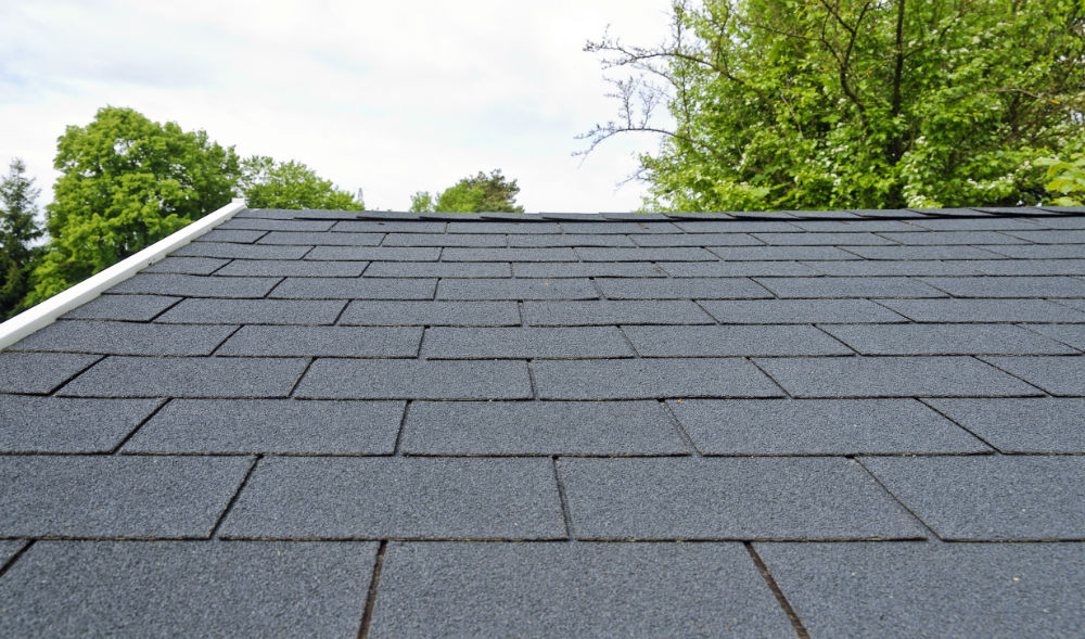 asphal roof - carrolls exterior roofing service